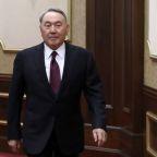 'Grandpa has quit!': Kazakhs left reeling by veteran leader's resignation