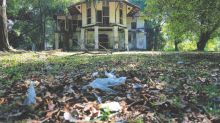 Taiping pre-war buildings battered