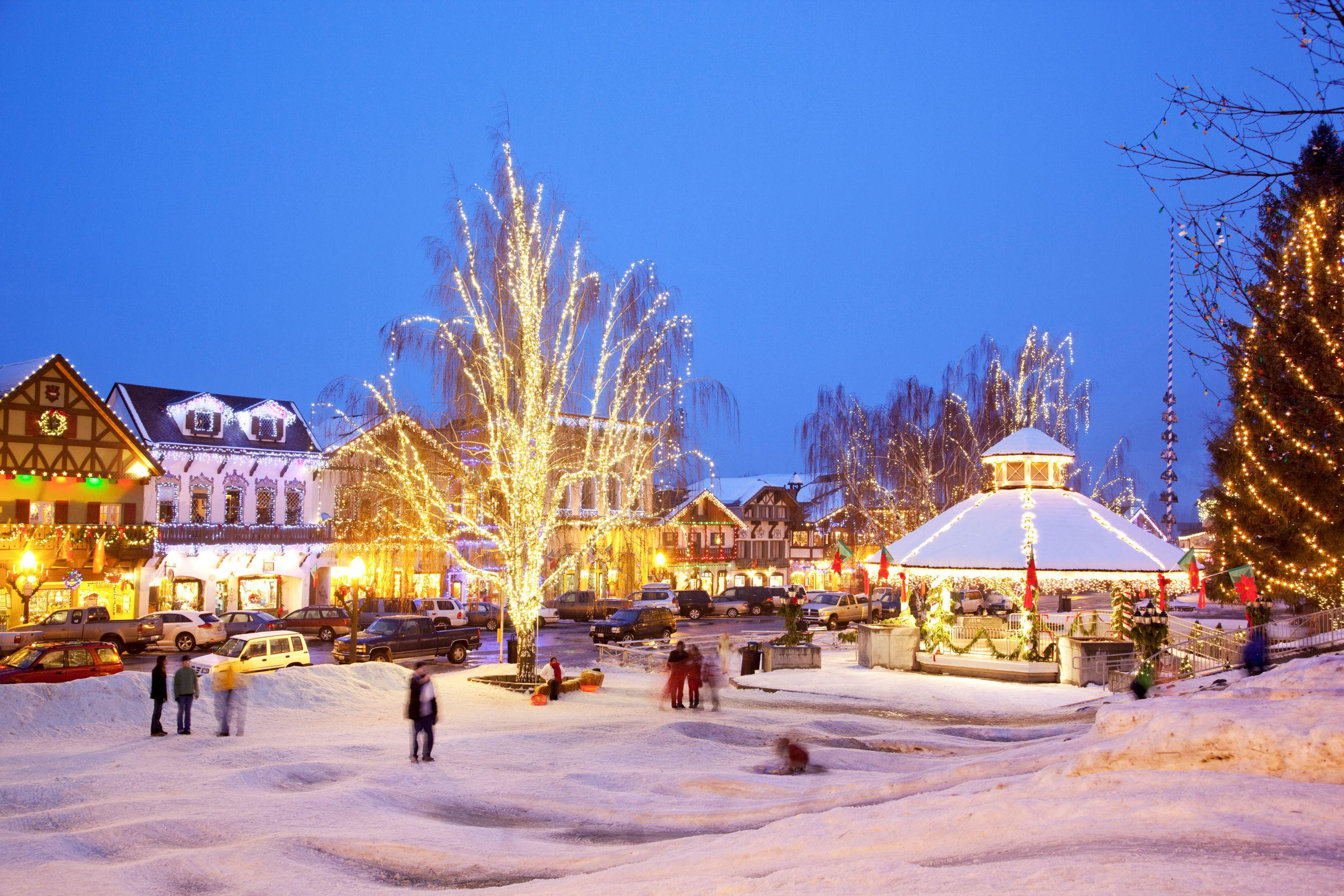 Best Christmas Towns.The Best Christmas Towns To Visit For The Holidays