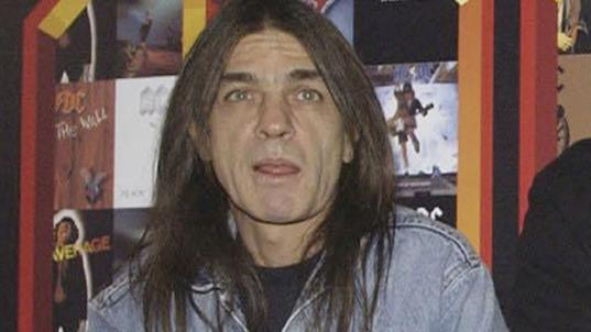 AC/DC founder, guitarist Malcolm Young dies at 64