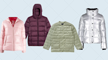 Stay warm all winter long with these stylish and sustainable down-alternative coats