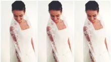Los secretos (desvelados) de la boda de Laura Escanes y Risto Mejide