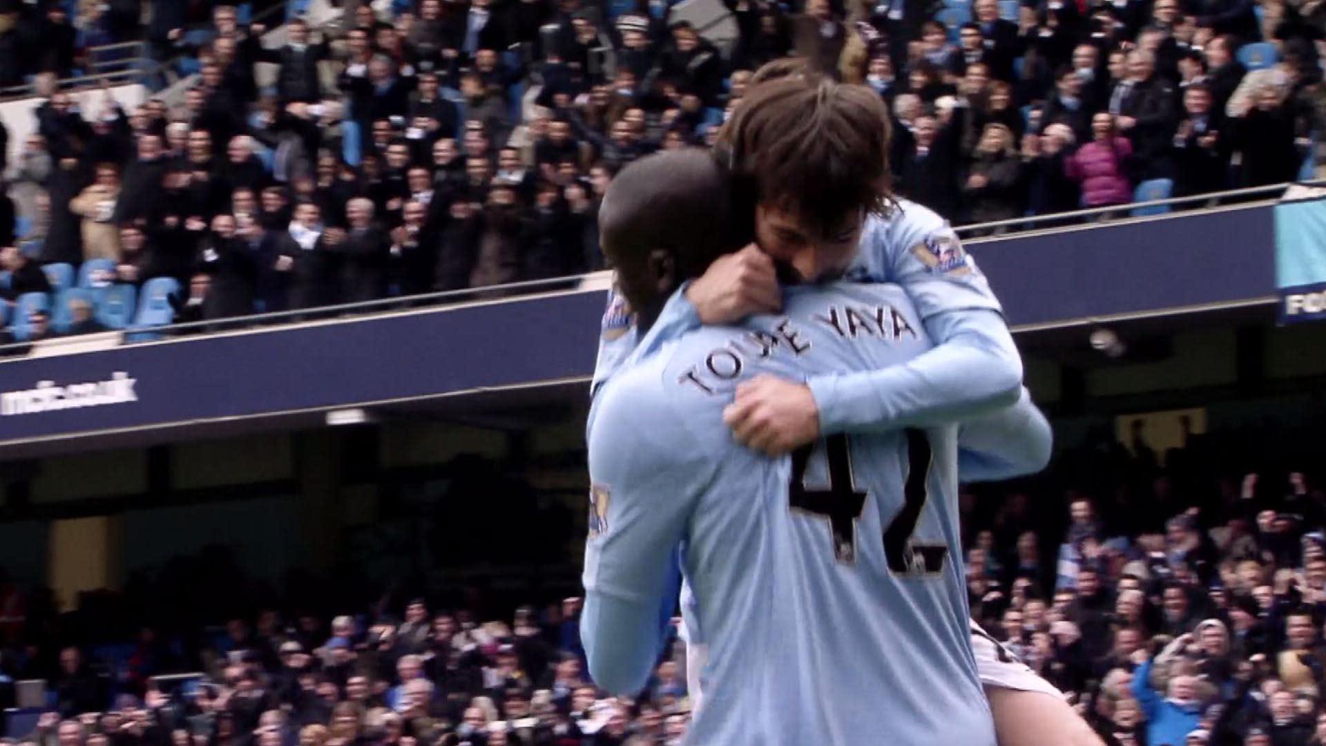 Top five PL goals: Chelsea v. Man City