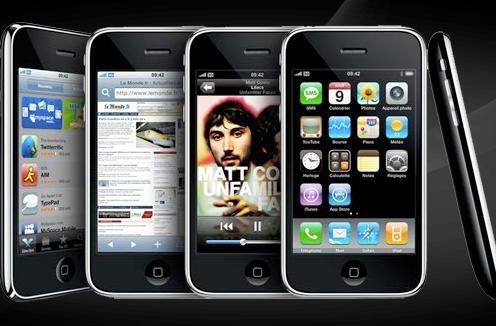 iPhone on sale in France contract-free, trs cher