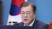 S. Korea's Moon apologizes over handling of killing by North
