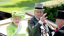 What happens if the Queen dies before Prince Philip?
