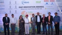 India Utility wins IGSF Gold Innovation Award for Rooftop Solar Workflow Automation