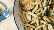 5 spring pasta recipes to try this weekend