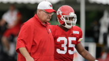 Injury Wrap: Charcandrick West in for Spencer Ware
