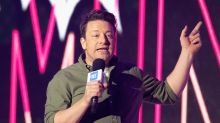 Jamie Oliver says he still gets called an 'a******e' over turkey twizzler ban