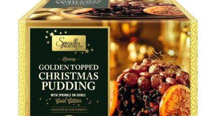 Aldi wins best Christmas pudding title in taste-test