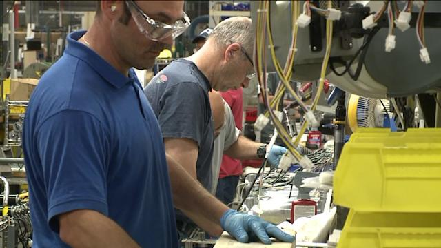 Gov. Malloy And Sen. Murphy Launch New Manufacturing Initiative In Hartford
