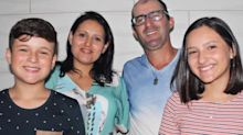 Família de brasileirosmorre no Chile