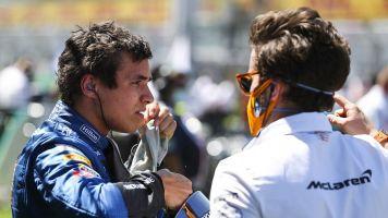Norris no hizo trampa en un test de COVID-19, aclara McLaren