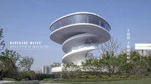 【中國好建築】江西與挪威合作設計天文台塔