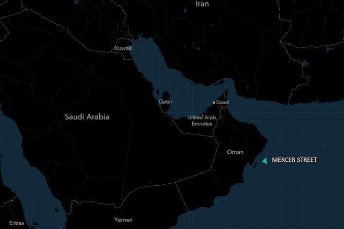 U.S. Blames Iran for Ship Attack, Plans 'Appropriate Response'
