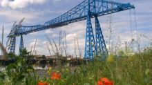 'Monument to hard graft': a post-industrial walk on Teesside's Black Path