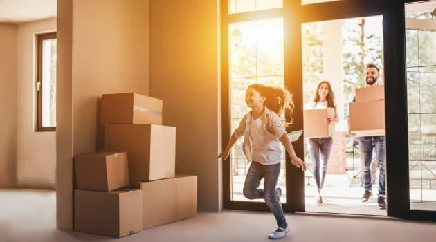 Survey: Homeownership Can Lead to Happiness
