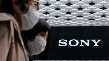 Sony first-half net profit doubles, forecast revised up