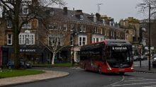 不讓巴士因疫情停駛 英政府挹注2.1億美元