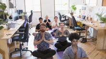 Five easy ways to practice self-care at work