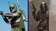 Por qué The Mandalorian no es comparable al Boba Fett de Star Wars