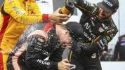 Newgarden motors to another win at Barber