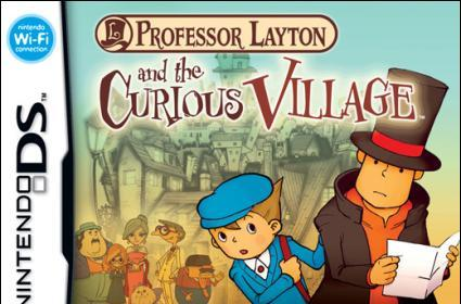 Gaming to Go: Professor Layton and the Curious Village (p3)