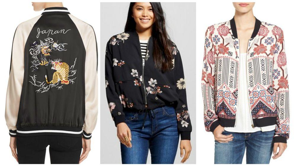 How to perfect the embellished bomber jacket ~lewk~
