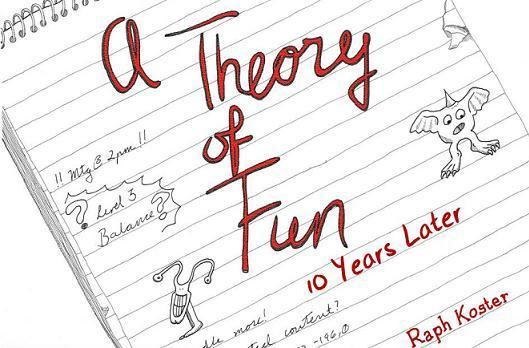 GDC Online 2012: Raph Koster's keynote on a Theory of Fun, 10 years later