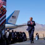 Donald Trump and Joe Biden updates ahead of polling day
