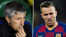 Barcelone va déposer une plainte contre Arthur et n'annulera pas son contrat