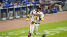 Atlanta Braves Ronald Acuna Jr. leaves game with ankle injury, but X-rays negative