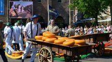 La subasta de quesos de Alkmaar, un pueblo holandés con mucho encanto
