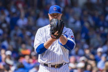 29caa8826 MLB notebook  Cubs  Lester (hamstring) heads to IL