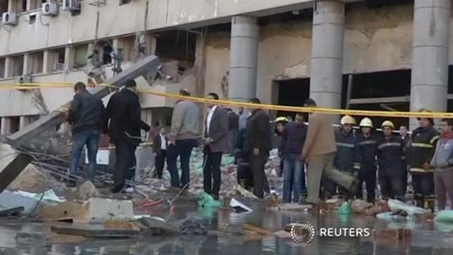 Sisi supporters condemn Cairo bombing