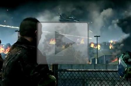 Homefront mobilizes launch trailer