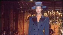 Model Throwback Photos in Honor of New York Fashion Week