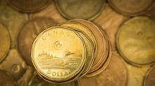 Canadian dollar hits six-week low as Wall Street tumbles