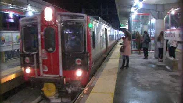 The blizzard continues to affect Metro-North service