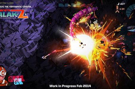'Ultimate space anime fantasy' Galak-Z plots course for a Vita near you