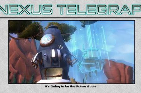 The Nexus Telegraph: Sci-fi commonalities to expect in WildStar