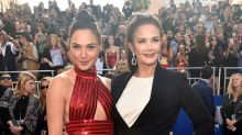 'Wonder Woman' Premiere: Gal Gadot and Lynda Carter on the Red Carpet