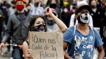 Centrales obreras convocan manifestaciones en Colombia contra el abuso policial