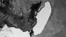 A68 iceberg that was once world's largest melts away