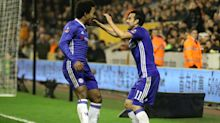 Frank Lampard hoping to have Pedro and Willian available for Munich trip