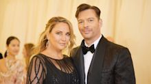 Harry Connick Jr recalls Frank Sinatra acting 'completely inappropriate' with wife Jill Goodacre