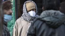Kashmir people vote in local polls amid cold and security