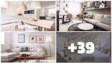 42 Foto in Stile Scandinavo con Idee da Copiare per Ogni Stanza