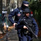 Four stabbed in Paris attack, suspect arrested: officials